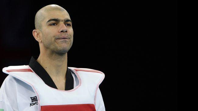 Yousef Karami Iran Sports Press Taekwondo
