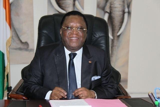 Youssouf Bakayoko Nouvel an Youssouf Bakayoko Prsident de la Cei
