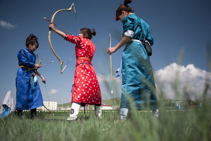 Youth in Mongolia