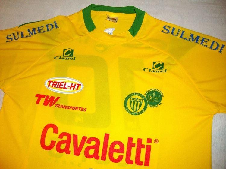 Ypiranga Futebol Clube Ypiranga Futebol Clube RS Show de Camisas