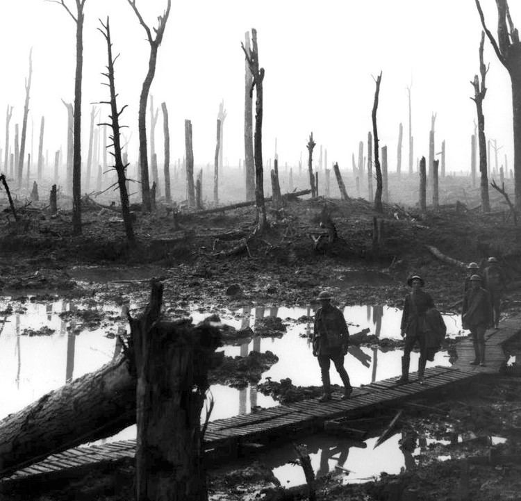 Ypres in the past, History of Ypres