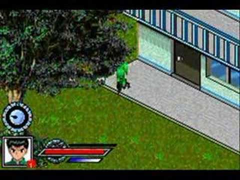 Yu Yu Hakusho: Spirit Detective Yu Yu Hakusho Ghostfiles Spirit Detective GBA Part 1 of 2 YouTube