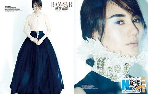 Yuan Quan Actress Yuan Quan Displays Dream Photos All China Womens Federation