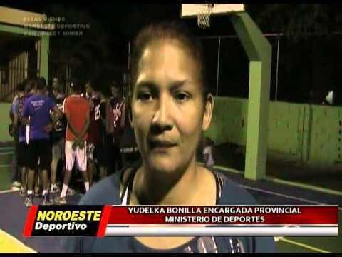 Yudelka Bonilla Noroeste Deportivo Directora Provincial de Deportes Yudelka Bonilla