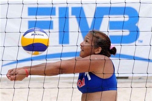 Yudelka Bonilla Yudelka Bonilla of Dominican Republic