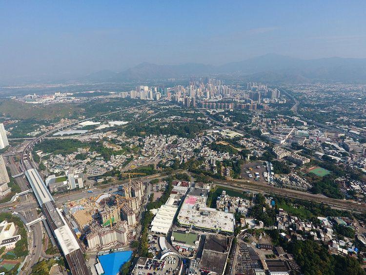 Yuen Long Plain