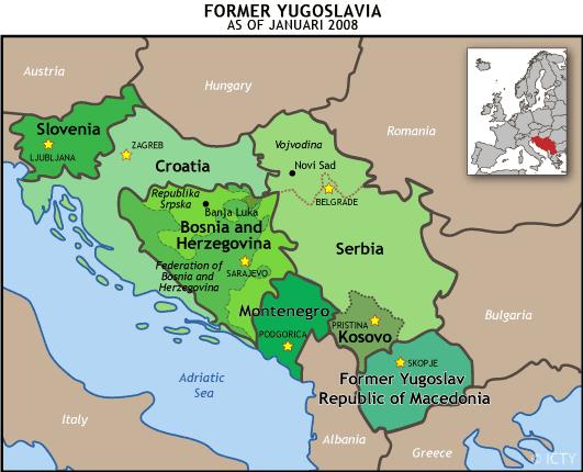Yugoslavia What is the former Yugoslavia International Criminal Tribunal