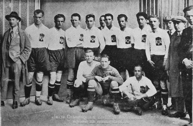 Yugoslavia Olympic football team