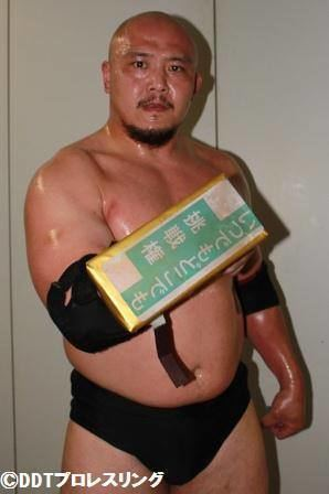 Yuji Okabayashi Yuji Okabayashi Wins Right To Challenge Contract Dramatic DDT