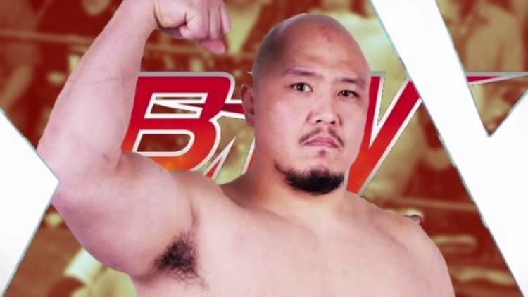 Yuji Okabayashi BJW Yuji Okabayashi 3rd Theme Song Angry Golem by