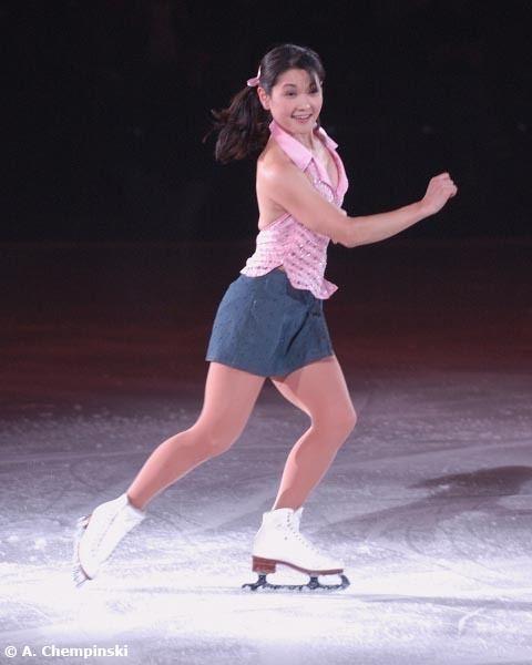 Yuka Sato 20052006 Stars on Ice Yuka Sato amp Jason Dungen