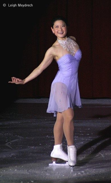 Yuka Sato 2004 Skatium Ice Arena quotSuperstars on Icequot Yuka Sato
