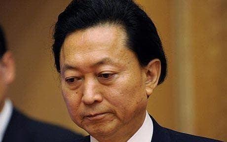 Yukio Hatoyama Japan PM steps down in bid to help DPJ gain political