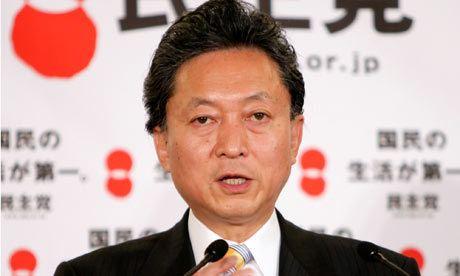 Yukio Hatoyama Profile Yukio Hatoyama World news The Guardian