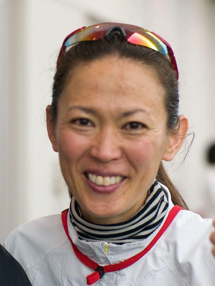 Yuko Arimori