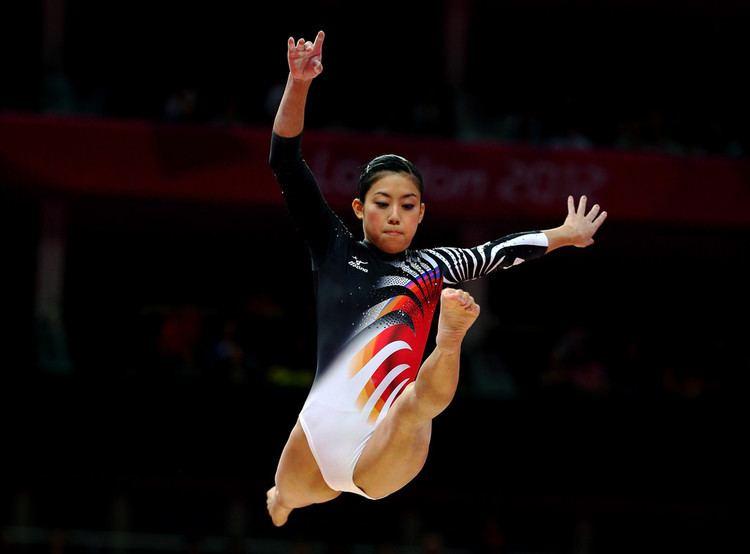 Yuko Shintake Olympics Day 2 Gymnastics Artistic Pictures Zimbio