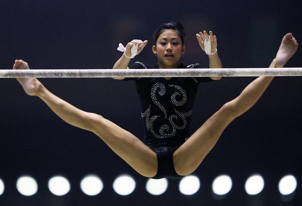 Yuko Shintake Yuko Shintake Pictures Artistic Gymnastics 49th NHK Cup