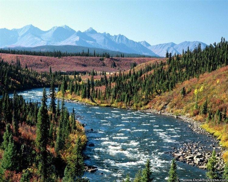 Yukon Beautiful Landscapes of Yukon