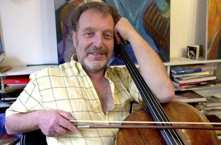 Yuli Turovsky Dcs du violoncelliste et chef d39orchestre Yuli Turovsky