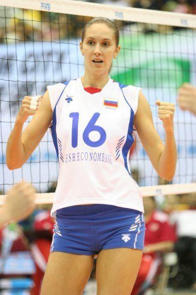 Yulia Merkulova Yulia Merkulova volleyballe