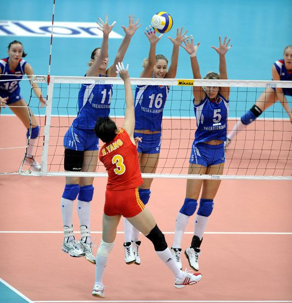 Yulia Merkulova 2007 World Grand Prix