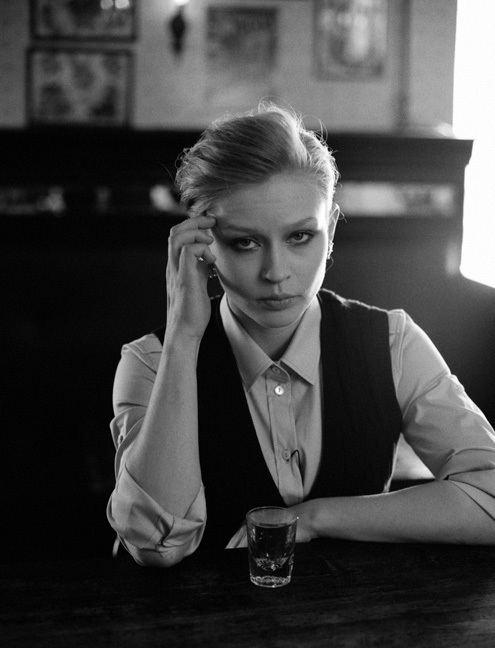 Yulia Peresild STARDUST YULIA PERESILD for Harper39s Bazaar Russia