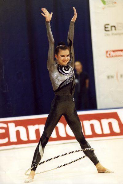 Yulia Raskina Les gymnastes de la gymnastique rythmique