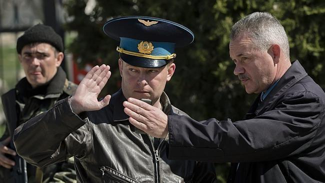 Yuliy Mamchur Defiant 39top gun39 Yuliy Mamchur a hero in Ukraine The