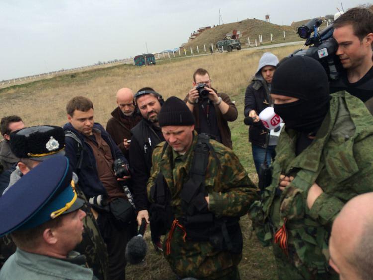 Yuliy Mamchur Col Yuliy Mamchur Ukrainian air base Belbek Flickr