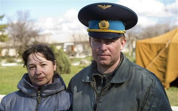 Yuliy Mamchur Ukraine39s hero colonel insists he was just doing his duty