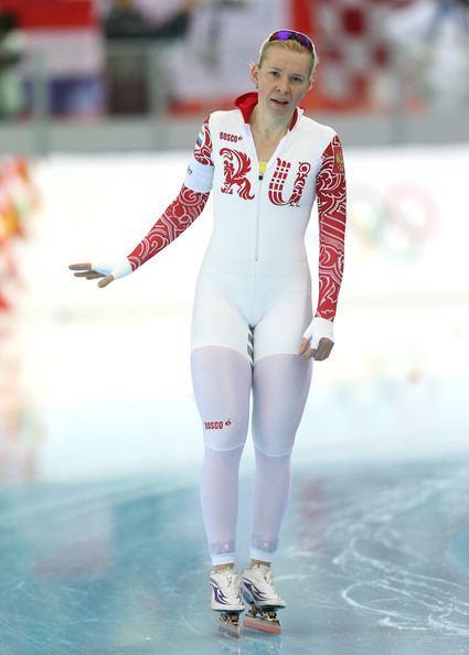 Yuliya Skokova Yuliya Skokova Photos Photos Speed Skating Winter Olympics Day 2