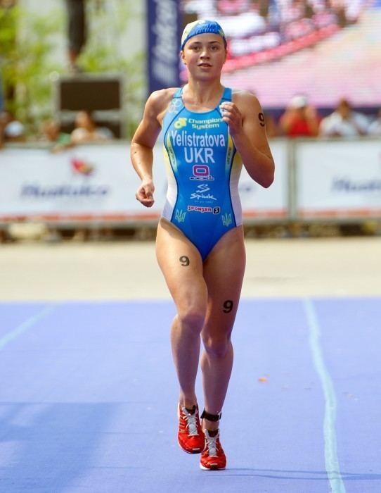Yuliya Yelistratova Triathlonorg