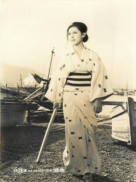 Yumiko Nogawa Nogawa Yumiko 1944 Japanese Actress Japanese