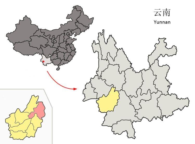 Yun County, Yunnan