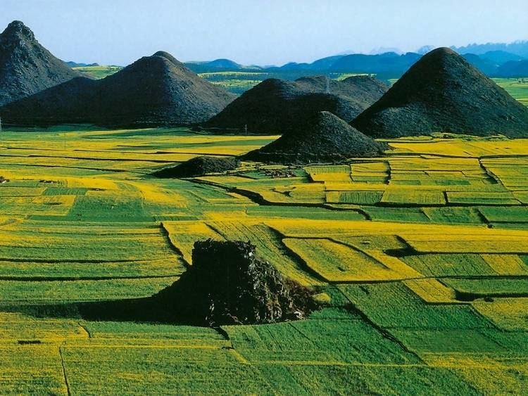 Yunnan Beautiful Landscapes of Yunnan