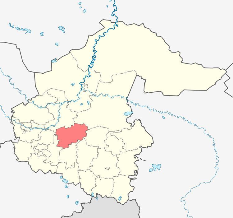 Yurginsky District, Tyumen Oblast