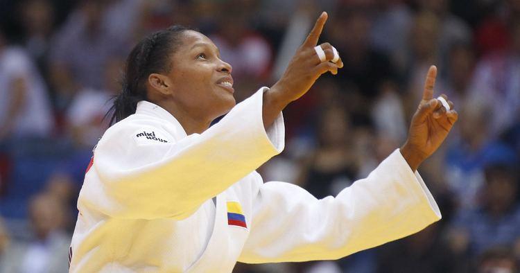 Yuri Alvear Yuri Alvear es la nueva campeona de judo Semanacom