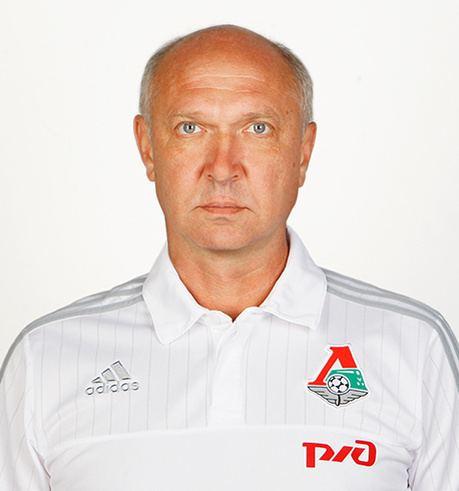 Yuri Baturenko Yuri BATURENKO FC Lokomotiv Moscow