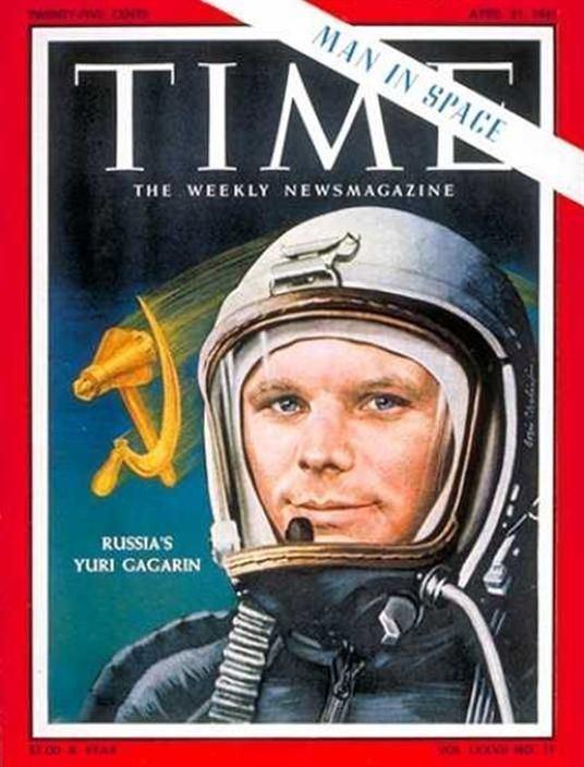 Yuri Gagarin Yuri Gagarin first human in space was a devout Christian