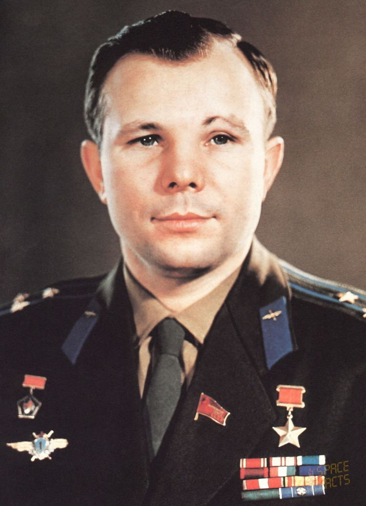 Yuri Gagarin Yuri Gagarin 50 years of humans in space ESA history