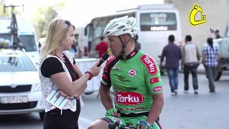 Yuriy Metlushenko Tour DAzerbaidjan Stage 1 Mehmet afak Yuriy Metlushenko
