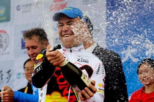 Yuriy Metlushenko Yuriy Metlushenko Winning Races Across the Globe for a Decade and