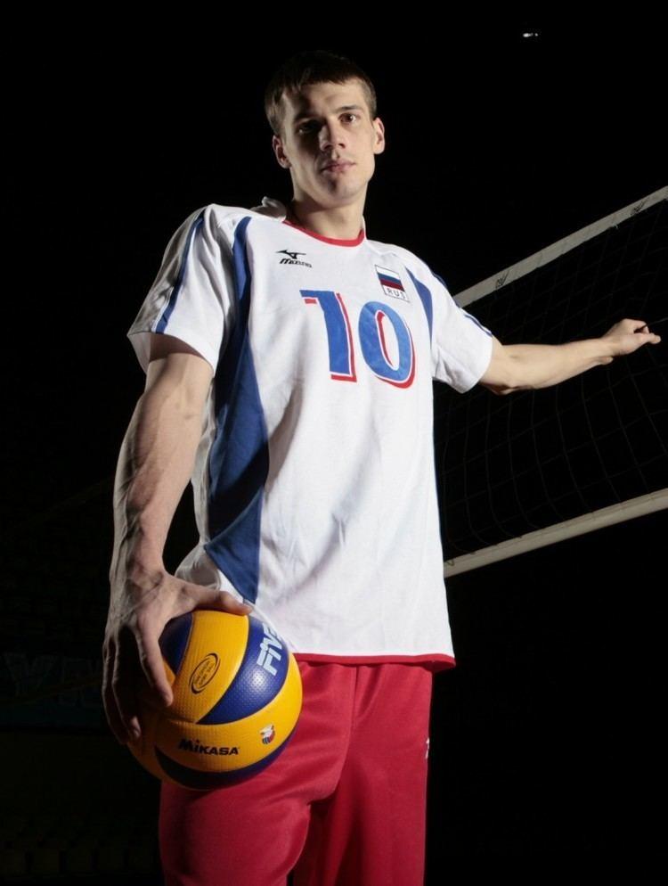Yury Berezhko Russia Volleyball News 2011 World Cup Roster