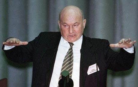 Yury Luzhkov Former Moscow mayor Yuri Luzhkov 39I fear for my family