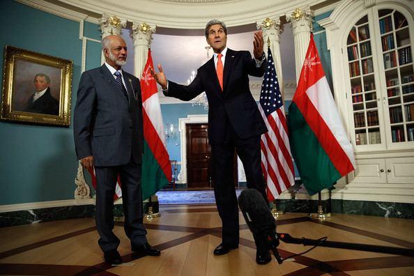 Yusuf bin Alawi bin Abdullah Yusuf bin Alawi bin Abdullah Pictures John Kerry Meets
