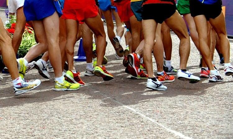 Yusuke Suzuki (athlete) Yusuke Suzuki breaks 20km race walk world record