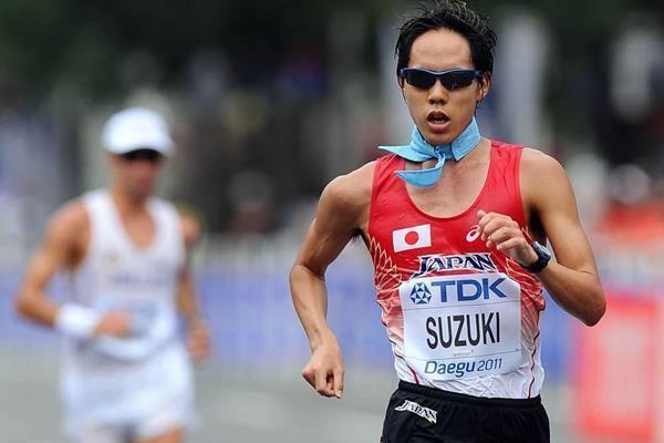Yusuke Suzuki (racewalker) Yusuke Suzuki Profile iaaforg