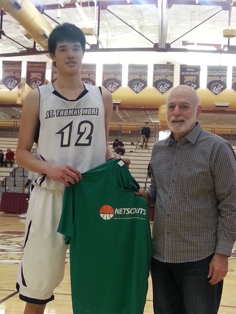 Yuta Watanabe Japan39s Watanabe Makes History With Division 1 Scholarship