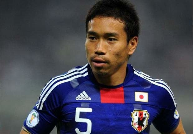 Yuto Nagatomo Inter defender Yuto Nagatomo withdraws from Japan squad to