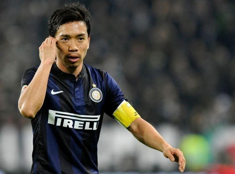 Yuto Nagatomo Tottenham Monitoring Inter Star Yuto Nagatomo Says Agent